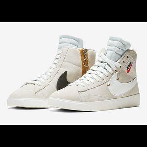 ✔️✔️ EUC Nike Blazer Mid Rebel - Size 7 ✔️✔️